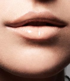Lovely nude lips