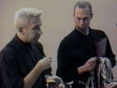 Jean Paul Gaultier and Martin Margiela