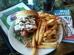 Burgermeister's, Asheville, NC