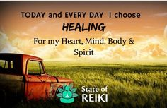 Healing for everything