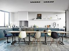 I want this flat: