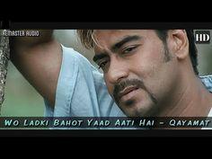 Woh Ladki Bahut Yaad Aati Hai - Qayamat (2003) Full Video Song *HD* - YouTube Old Video, Songs, Videos, Music, Youtube, Musica, Musik, Muziek, Music Activities
