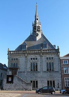 Stadhuis in 2011