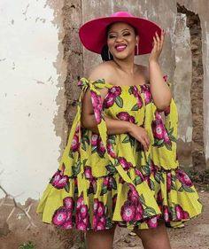 African Fashion Ankara, Latest African Fashion Dresses, African Print Fashion, African Style, Fashion Prints, African Dresses For Women, African Attire, Colorful Fashion, Fashion Design