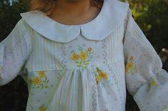 Double Stitching: Vintage Boho Top Tutorial