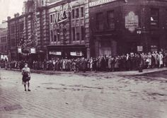 Hipperdrome Sheffield 1950's #sheffield