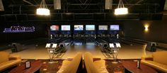 One very powerful @Control4 system helped Pefect Games kick it up a notch. What gets better than a high-tech bowling alley?