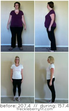15 Inspiring Before and After Weight Loss Stories – How Does She
