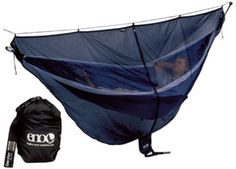 ENO Guardian BugNet $55 goes with the hammock. Rad.