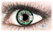 Impressions Green Contact Lenses