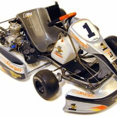 Shifter kart <3 Margay chassis.