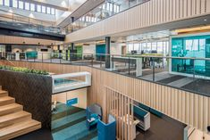 Trustpower and Activity Based Working Office Design