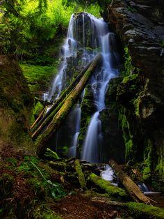 Waterfall of Wonder, along the St. Joe River outside of Avery, Idaho; Photo by: Hello Beautiful Images
