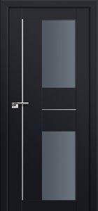 Milano-44U Black mat Interior Door