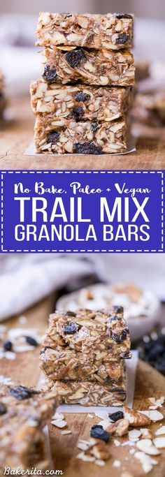 These No-Bake Trail