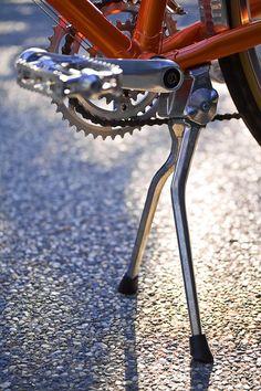 split bicycle kickstand - Google Search