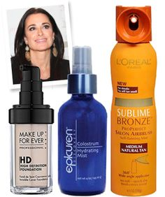 Real Housewife Kyle Richards Gets REAL About Her Beauty Regimen!