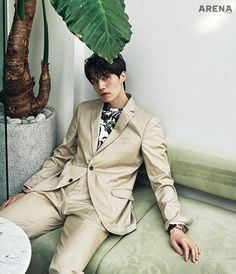A Few More Images Of Smexy Lee Dong Wook For Arena | Couch Kimchi