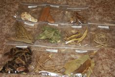 Voodoo Root/Herb Collection # 3 , Spell Herbs,,Santeria,Wiccan Herbs