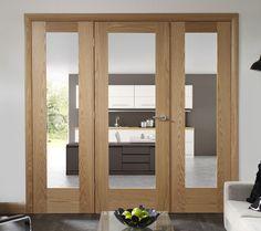 Patten 10 Dividing Doors, http://www.doorsonline.co/frenchdoors/xl-easi-frame-oak.shtml