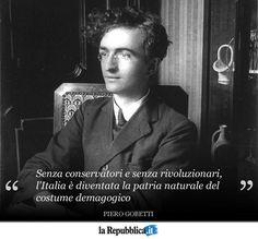 19 giugno 1901 - Nasce Piero Gobetti, tra le voci più significative dell'antifascismo italiano #AccaddeOggi