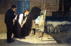 Segantini Meine Modelle 1888.jpg