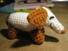 Funny Looking Dachshund  •  Make a dachshund plushie in under 120 minutes