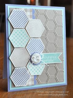 Card Creations by Beth: Six Sided Sampler