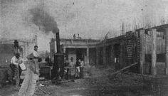Lima Hospital Loayza en construcción 19171103