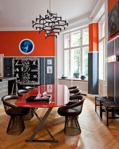 我們看到了。我們是生活@家。: 德國建築師&室內設計師Gisbert Pöppler所設計的公寓
