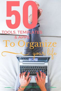 Organize your life a