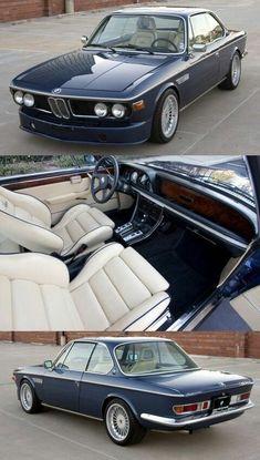 """Bmw classic cars, Bmw old, Cars, Bmw Bmw classic, Motor car - doyoulikevintage BMW 3 """" - Bmw E9, Bmw Autos, Bmw Classic Cars, Classic Sports Cars, Rolls Royce, Bmw Vintage, Auto Retro, Bmw 2002, Bmw Cars"""
