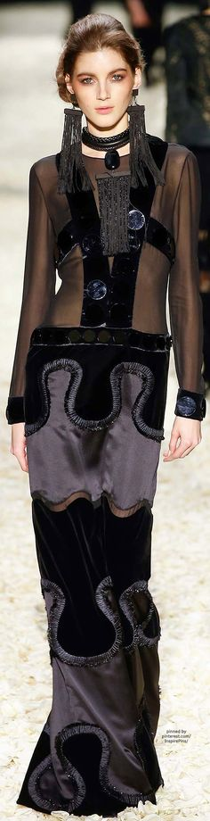 Tom Ford FW2015 | Purely Inspiration