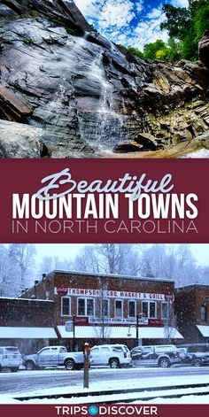 6 Beautiful Mountain Towns in North Carolina For a Quaint Weekend Getaway - Care - Skin care , beauty ideas and skin care tips N Carolina, Western North Carolina, North Carolina Mountains, Lake Lure North Carolina, Raleigh North Carolina, North Carolina Camping, Black Mountain North Carolina, Banner Elk North Carolina, Hickory North Carolina