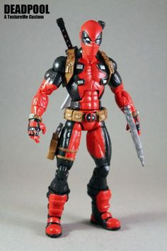Deadpool (Marvel Legends) Custom Action Figure
