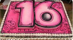 sweet-16-birthday-cakes