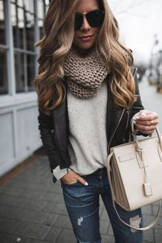 Best Comfortable Women Fall Outfits Ideas As Trend 2017 219