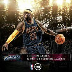 LeBron James Cavaliers vs New York Knicks. Twan Smith 7ca0cee36
