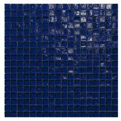 #Sicis #Navy 1,5x1,5 cm | #Vetro di #Murano | su #casaebagno.it a 230 Euro/collo | #mosaico #bagno #cucina