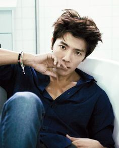 Lee Donghae / Super Junior / Panda and Hedgehog / Skip - Beat! / It's ok, Daddy's girl