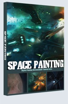 Space Painting £9.95