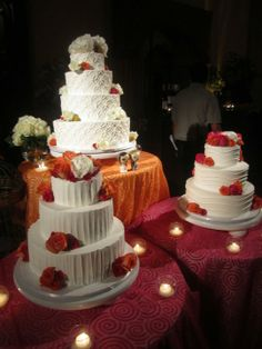 Pictures of your non-fondant cake... « Weddingbee Boards - page 2