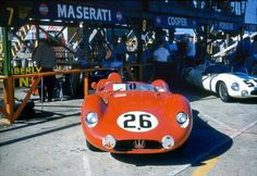 23 Sebring195726Maserati 620x427 1957 Sebring 12 Hour Grand Prix   Race Profile