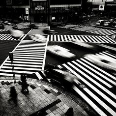 Ginza, Tokyo, Japan: photo by Josef Hoflehner
