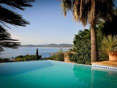 Location vacances villa Les Issambres
