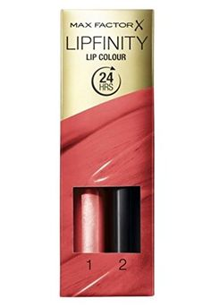 Max Factor Lipfinity (Current 25 shade Range) *** This is an Amazon Affiliate link. You can get more details by clicking on the image.