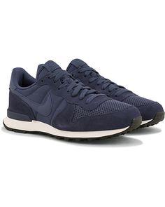 Nike Internationalist Sneaker Navy i gruppen Skor / Sneakers hos Care of Carl (14850811r)