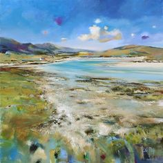 Kate Philp Kyle of Durness Signed Limited Edition Print | Scottish Contemporary Art