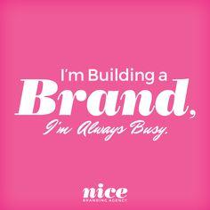 We Breathe #Branding. #BuildingBrandsDaily