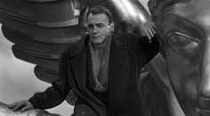WINGS OF DESIRE – a German black and white film from the 80s. It starsBruno Ganz as an angel who wants to know what it's like to be human, so casts aside his wings and lands on the west side of the Berlin Wall. A bit of a tear jerker.